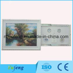 Certificado ISO 9001 e 13485 Cabeça da unidade de leito Vip Art Caixa de parede