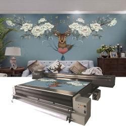 Digitale Inkjet grootformaat UV-drukmachine Vernisprijs
