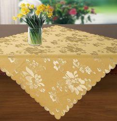 방수 Hight Quatly PVC 접착성 연회 실리콘 테이블 피복