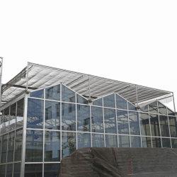 Стеклянные Панели Охлаждения Выбросов Парниковых Газов на Ферме