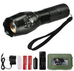 Foco ajustável Mini Wysiwyp lanterna LED super brilhante, Lâmpada de maçarico