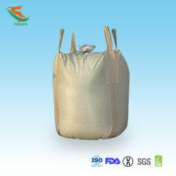 Melhor qualidade 1500kg Cruz Tubular Defletor Loops de Canto Super Sack Lingue Ton Jumbo saco a granel