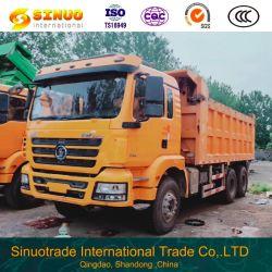 De gebruikte Vrachtwagen van de Stortplaats Shacman gebruikte het Tippen van de Vrachtwagen van de Kipper van de Vrachtwagen van de Kipwagen van de Tweede Hand van 10 Wielen 6X4 F2000/F3000/M3000 de Hete Verkoop van de Lading van de Vrachtwagen 30t