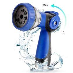 Multifunktionsunterlegscheibe-Wasser-Doppelt-Düsen-Farbspritzpistole für Garten