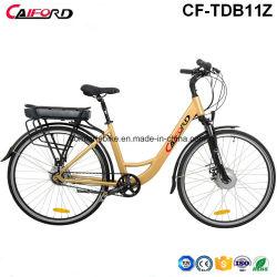 bicicletta elettrica della bici elettrica della sporcizia di 20inch 250W per il commercio all'ingrosso con il mini motore posteriore per il ciclomotore elettrico Sepeda Listrik del E-Motorino di corsa adulta di verde