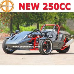 쿼드 ATV를 경주하는 새로운 250cc