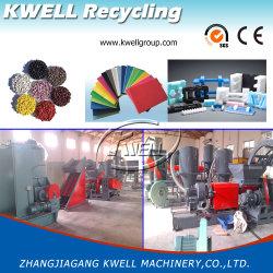 Granulator van het Recycling van het Schuim van de Eenheden EPE van het schuim EPE de Korrelende/het Pelletiseren van Machine