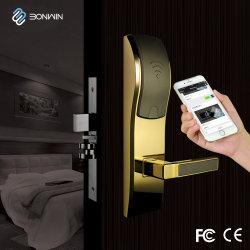 TCP/IP sem fio a RFID MIFARE Card Hotel Electrónicos de Segurança fechadura de porta inteligente