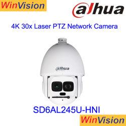 Het Volledige HD 30X Optische Gezoem van Dahua 8MP 4K 500m Auto Volgende PTZ IP Camera de Over lange afstand sD6al830V-Hni van IRL