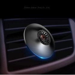 Clip de perfume de coche alquiler de coches de aire de salida de la luz de la aromaterapia aroma coche suministros Interior Decoración creativa el perfume de salida de aire (JSD Clip-A0125)
