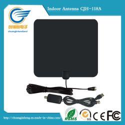 L'antenna aggiornata della TV, antenna dell'interno di Digitahi HDTV ha amplificato 75 miglia