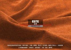 Modern Meubilair Chenille Yarn Polyester Fabric Home Textiel