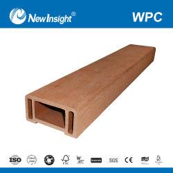 corrimano composito di plastica di legno di 90*45mm WPC