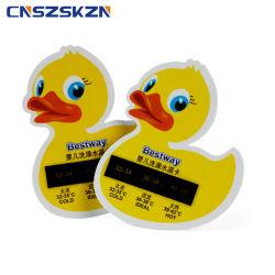 工場価格の赤ん坊の浴室のデジタル体温計の測定の水温のカード