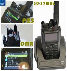 Baixa VHF Rádio Portátil com Confidentical criptografada AES-256