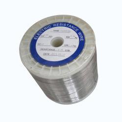 De alta calidad precio de fábrica Ni80Cr20 Aleación resistencia nicromio cable calentador