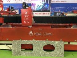 Router CNC de bancada de pedra máquina de transformação com troca automática de ferramenta