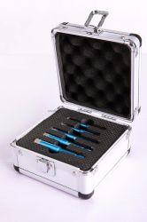 Orifício de diamante forjadas de vácuo Serras kits de perfuração