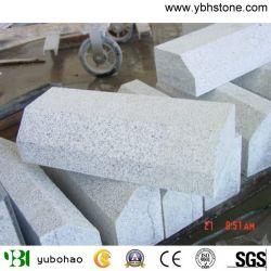 G603 Chinês Cinza Pavimentadoras de granito Natural refrear a pedra de Estrada Lancis Lancis