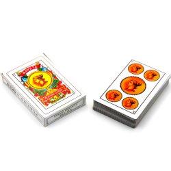 Juego de cartas de póquer en español, Durable Naipes