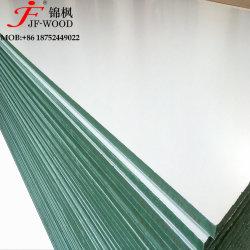 Hmr verde impermeable MDF MDF Melamina de 18mm de la Junta de cartón