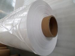 PVC中国の印刷の製造業者のための白いラミネーションのラベルのフィルム