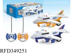 4 Таким образом пульт дистанционного управления RC авиалайнера плоскости электрический вертолет модели для детей