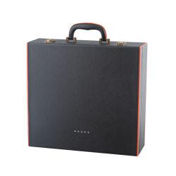 Vino de almacenamiento portátil Caja de regalo para el embalaje