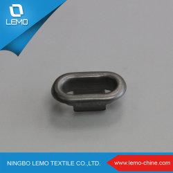 新しい方法楕円形金属の溝のバックル