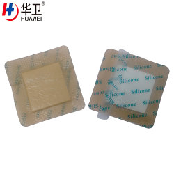 Расширенные возможности для силиконовой пены шрамы уход