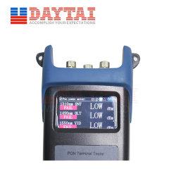 Daytaiの視覚欠陥のロケータのPon力メートルターミナルテスター