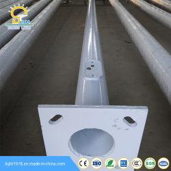 6M-12m galvanisé à chaud de rue lumière LED Pole