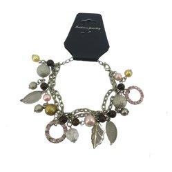 Cordões de charme bracelete jóias de terceiros
