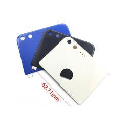 Téléphone portable personnalisé plaque couvercle en verre transparent