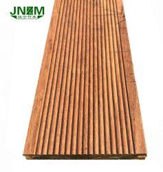 Anti pavimentazione di bambù tessuta di buona qualità della formaldeide di slittamento filo esterno basso