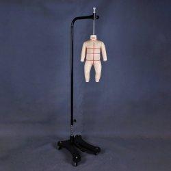 Регулируемые гибкие пошив одежды для детей ткани швейного манекена Mannequins форма одежды