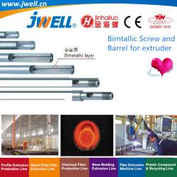 Jwell - vite bimetallica doppia e cilindro per il riciclaggio di plastica Macchina per estrusione per produzione agricola