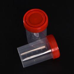 De plastic Beschikbare Kop van de Urine van de Bemonstering van de Steekproef
