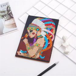 5D DIY Diamond окраска ноутбук креста внакидку Diamond вышивка специальной формы индийской красоты и подарков с высоты птичьего полета Diamond