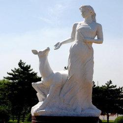 맞춤 제작 정원 야외 중국 조각상 예술 조각품 제조업체