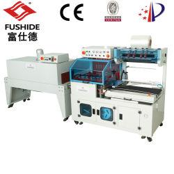 Automatique de la L-Bar serviette POF d'étanchéité de la gaine thermorétractable Machine d'enrubannage