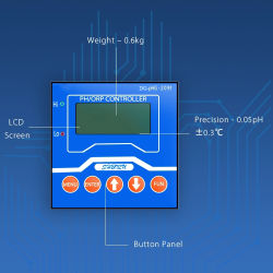 pH-Prüfvorrichtung-Digital-pH-Meter Wasserqualität-Monitor