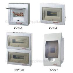 Caselle del comitato di serie di Knx di alta qualità, caselle di distribuzione