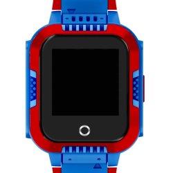移動式腕時計Sosのダイヤルメッセージの位置はスマートな腕時計をからかう