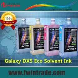 Galaxy original dx5 de tinta de inyección de tinta solvente ecológica de la cabeza para galaxia Ud181la/Ud211la/Ud251la/Ud3212LC Plotter