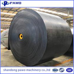 Resistente ao calor borracha da correia do transportador para a indústria metalúrgica