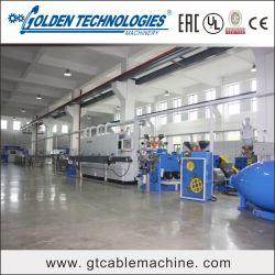 Cable de alta velocidad de máquinas de extrusión