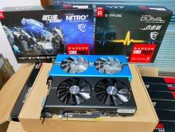 사파이어 AMD Radeon RX580 Rx590 Rx5700 8G 그래픽 카드 GPU