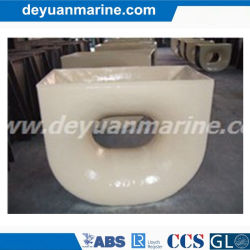 Marinekeil-Typ c-LÄRM 81915/Marine Führungsrolle-Keil für Boot
