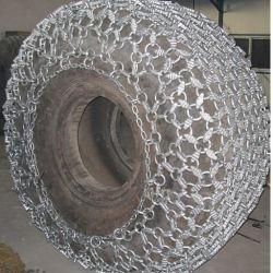 2017 OTR Chaîne de Protection des pneus (29.5-25) camions à benne racloirs Outils de protection de transport